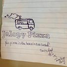 Jalopy Pizza Gallery